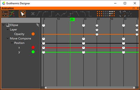 Animation Dope Sheet Editor